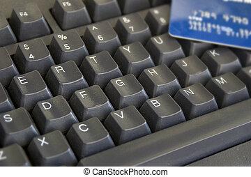 信用, 鍵盤