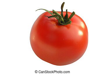 Red tomato - Tomato isolated
