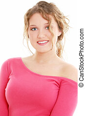 Teen Girl Portrait - Beautiful Sixteen Year Old Teen Girl....