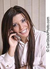 Office Girl - Friendly office worker