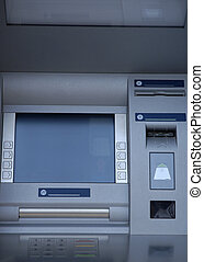 automatic teller machine - ATM
