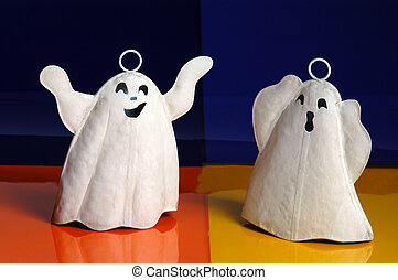 two ghosts