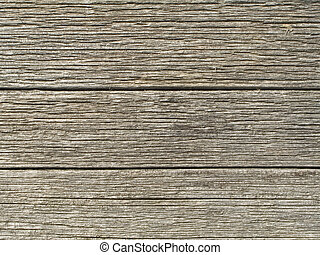 Weathered Wood - This is a textured background shot of some...