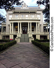 Art House - Art house entrance in Garden District, New...