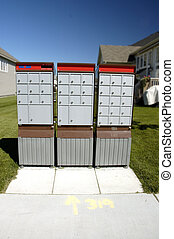 Mail Boxes - Canadian Mail Boxes