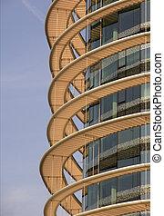 Modern architecture, Apeldoorn, Holland