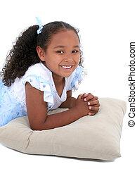 Girl Child Pajamas