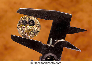 Watch Movement - Photo of a Watch Movement
