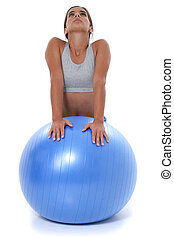 Teen Girl Fitness