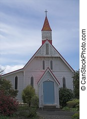 Country Church - Small Country Church