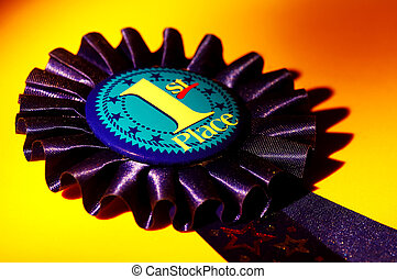 Award Ribbon - Photo of an Award Ribbon