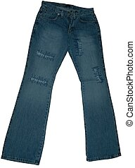 Jeans - pair of jeans