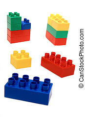 Blocks - Generic playing blocks