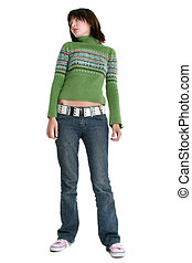 Teen Girl Sweater
