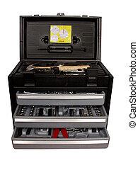 tool box - professional tool box