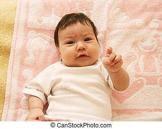 baby Mila 3
