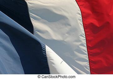 Fahne, franzoesisch