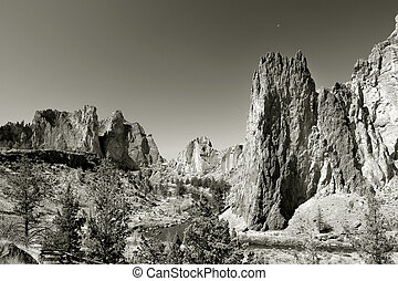 Smith Rock State Park 1 - Photo of Smith Rock State Park,...