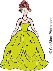 ballgown - evening dress