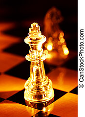 Chess Pieces - Photo of Chess Pieces