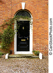 Front Door - Residential Front Door