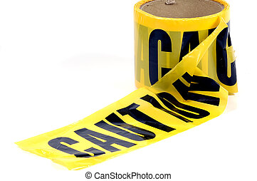 Caution Tape - Photo of Caution Tape