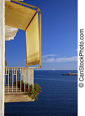 Sea View - Balcony With A Sea View