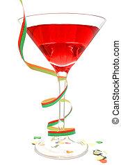 cocktail, fête