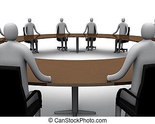 Meeting room #6.