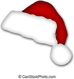 bonnet - father christmas bonnet