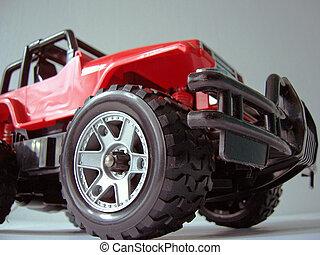 car 002 - Toy remote control car