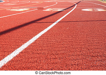 track - sports track
