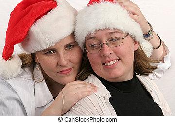 Santa Sisters 1