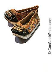 concubine shoes - Japanese concubine shoes