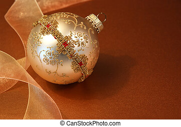 Vintage Christmas - Vintage handmade Christmas ornament and...