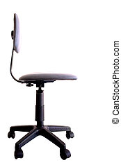 Desk Chair - Isolated Desk Chair
