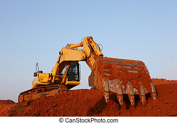 Heavy equipment - Heavy earth moving equipment