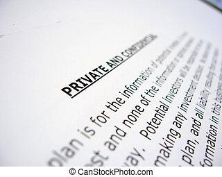 Document 001 - Secret papers