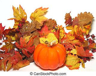 가을, 색