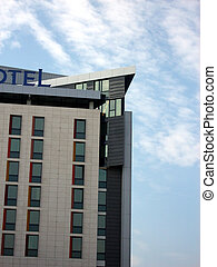 Excell 36 - This is one of many Hotels buildings in Londons...