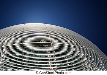Futuristic dome
