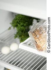 fridge - food in a fridge