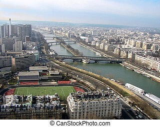 The Bridges of Seine