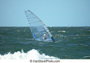 Windsurfer 7 - Windsurfer speed
