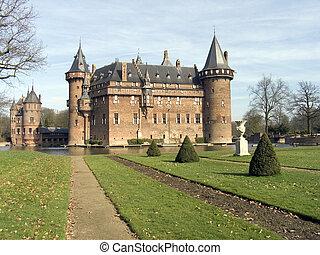 8, castelo, holandês