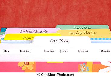 Card Index