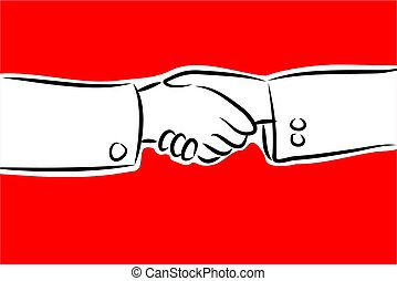 handshake - business deal