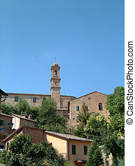 Tower in Tuscany - Church tower