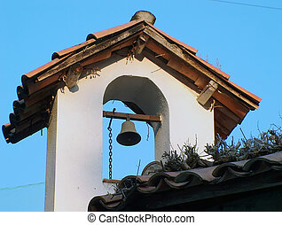church with bell