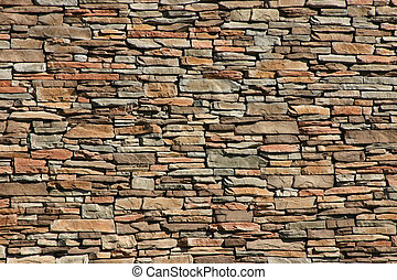 Rock Wall as a background